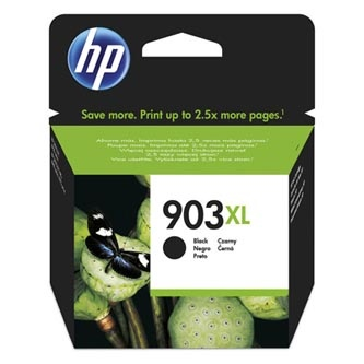 HP originální ink T6M15AE, HP 903XL, black, 825str., 21.5ml, high capacity