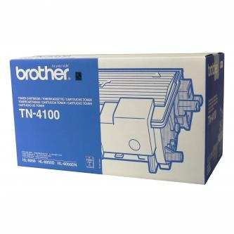 Brother originální toner TN4100, black, 7500str.